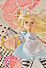 Way To Wonder (The Hissing Peppermint) Tags: doll alice wonderland moxie