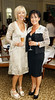 Doreen Crotty and Fiona McDonagh the Angels Quest Fashion Spring Lunch in association with Arnotts