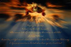 Evangelio segn San Juan 16,29-33. Obra Padre Cotallo.