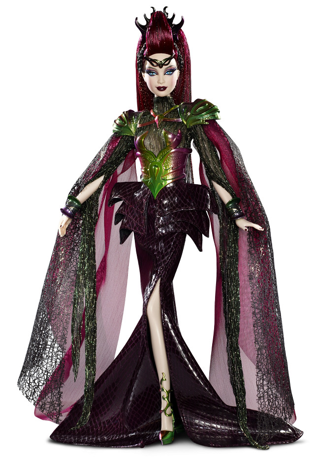 異型女王芭比 ╱ Empress of the Aliens™ Barbie® Doll