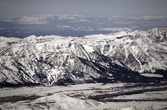 Jackson Hole Wyoming (StephanieVieira) Tags: snow mountains nature airplane landscape photography skiing pass tram bowl jackson skiresort rockymountains areal wyoming jacksonhole continentaldivide nikon7020028 d7000 stephanievieira stephaniekaznocha