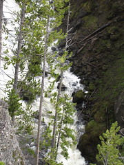 Kepler Cascades (skjoiner) Tags: waterfalls yellowstonenationalpark yellowstone wyoming nationalparks keplercascades vacation2012