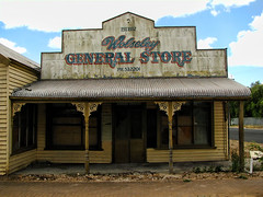 Wolseley General Store (baytram366) Tags: old building heritage town store general south country rusty railway australia storefront wolseley wodden