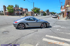 PORSCHE SPOTTED IN SEDRO! (AvgeekJoe) Tags: auto car automobile porsche cayman saturn coupe datestamp hdr sportscar caymans sedrowoolley porschecayman sportscoupe porschecaymans zs10 sedrowoolleywa panasoniclumixdmczs10