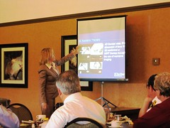 Ashley Robinson presention to Bonita Kiwanis Club (7)