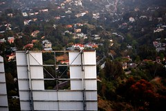 MADE IT! (Daniel Pouliot) Tags: california la losangeles hollywood hollywoodsign bigparadela2012