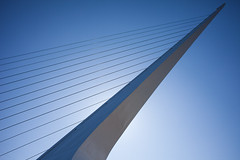 Sundial Bridge Detail (Paula Wirth) Tags: bridge turtlebay sundialbridge sundialbridgeatturtlebay foursquare:venue=4b4d7200f964a5206dd226e3