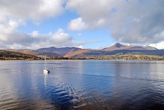 Brodick Bay, Island Of Arran (Time Out Images) Tags: island bay coast scotland clyde brodick arran firth ayrshire of ayrshirecoast