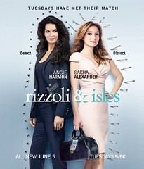 Rizzoli and Isles s03