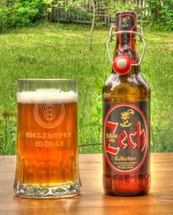 Kühles Bier für heiße Tage (Lugge_1987) Tags: mühle bier grillen flasche krug zech bierzelt radler bierbank kühl bügelverschluss worldhdr schimpfle welzhofer