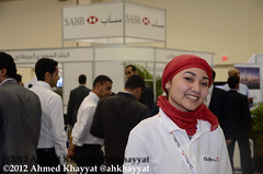 934 (AhKhayyat) Tags: oilwell7 oil well 7 sacm saudi arabia students job fair washington d c gaylord national harbor maryland mobily ministry health usa samba event ahkhayyat ahmed khayyat sadara 2012 career d7000 camera nikon 35mm sb700 flash