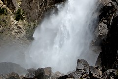 LOWER YOSEMITE FALLS (bydamanti) Tags: waterfalls yosemite yosemitenationalpark usnationalparksandplaces usnationalparks nationalparkphotography nationalparksnationalmonuments afsdxvrzoomnikkor18200mmf3556gifedii pureyosemite
