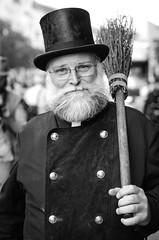 the chimney sweeper (Tafelzwerk) Tags: carnival portrait man berlin nikon portrt mann karneval chimneysweeper schornsteinfeger karnevalderkulturen d7000 tafelzwerk