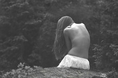 Scoliosis (Malena T Persson) Tags: life bw true happy 50mm back friend bend s story curve dear fragile sorrow edit 52 expansion diagnoses scolisosis