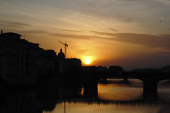 Tramonto su Firenze - Sunset over Florence (ingegnere86) Tags: sunset sky canon tramonto cielo firenze natureselegantshots magicmomentsinyourlife