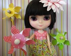 Pin Wheels (Kewty-pie) Tags: flower ice icy pinwheels