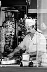 Kebab (Maríon) Tags: street travel bw white black turkey nikon istanbul marion reise tyrkia supermarion nesje d7000 marionnesje