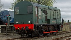 08604 (JOHN BRACE) Tags: english electric centre railway class didcot 08 060 shunter 08604