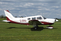 Piper PA-28-181 Cherokee Archer II G-ERNI (Old Buck Shots) Tags: egsv ks keith sowter
