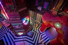 The House of Eternal Return (dogslobber) Tags: santa new sculpture house art mexico design wolf return installation meow fe eternal