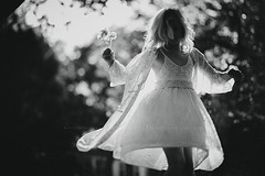 Illuminate... (privizzinis passion photography) Tags: lighting light people blackandwhite sun girl monochrome sunshine childhood kids children outdoors child outdoor backlit backlighting illuminate freelensed
