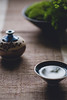 Taste Zen In Tea (Picocoon图茧) Tags: cup ceramic asian tea chinese peaceful zen bonsai serene wabisabi eastern chill tranquil incense tenmoku 侘寂