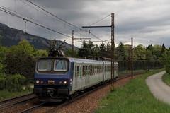 Z2 pour Culoz (Maxime Espinoza) Tags: 2 train alpes z z2 9500 sncf rhone ter culoz z9500
