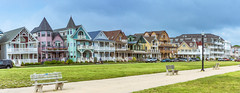 Ocean Grove Postcard view-1 (Visual Thinking (by Terry McKenna)) Tags: ocean park grove nj shore jersey asbury