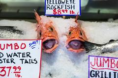 Say Cheese (CharlieWinters) Tags: fish market pikeplace fishmarket seattlewashingtonamerica