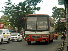 Tacurong Express (Monkey D. Luffy 2) Tags: road city bus public photography photo nikon nissan philippines transport ve motors vehicles transportation coolpix vehicle santarosa society ud philippine enthusiasts philbes exfoh