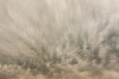 Mammatus clouds. (Giuseppe Pipia) Tags: travel sky cloud storm nature weather clouds canon travels nuvole nuvola natural wide atmosphere wideangle natura lookingup cielo thunderstorm traveling canondslr atmosfera forecast meteo mammatus naturelovers travelphotography meteorologia canonphotography skyporn naturalistica canonphoto cloudsporn canon70d