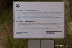20160515-ROTL3007 1930 Atco Petrol Mower 1930 Atco Petrol Mower Information Board Powis Castle NT Powys Wales.jpg (rodtuk) Tags: uk wales technology misc places 7d document kit midwales b23 phototypes photographicequipmentused
