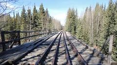 Nordegg Rail Yards (kevinmklerks) Tags: history nature cemetery rust rail railway historic historical