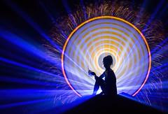 Under The Sun (auroramovement) Tags: party sun sunshine circle drink rotation disc sonne sonnenschein glpu lpwa kreisscheibe berlin lightpainting langzeitbelichtung bulb lightdraw oneexposure longexpo lichtkunstfotografie lichtperformance lapp lightart lightartphotography lightgraff lichtkunst lichtmalerei lichtspiel