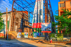 TG 16 05 28 006 (pugpop) Tags: downtown pittsburgh pennsylvania hdr lawrenceville 2016
