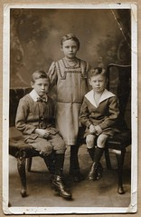 Dorothy Castell (1914) (The Wright Archive) Tags: world road uk london studio children dorothy arthur florence outfit war with dress boots hill archive style suit photograph 24 wright sailor ernest ernie 1914 perry catford britches castell tunic i castlands ernestwaltercastell arthurherbertcastell walterhenrycastell florenceemilycastell