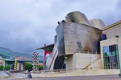 Bilbao Juin 2016 - 36 le Muse Guggenheim (paspog) Tags: museum spain muse bilbao guggenheim espagne euskadi spanien paysbasque