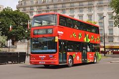 Electric Bus LJ16 EZN (BYD 1472) Metroline London (hotspur_star) Tags: 98 londonbus londontransport tfl londonbuses transportforlondon doubledeck metrolinelondon londonbuses2016 busscene2016 lj16ezn byd1472