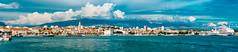 The Split Riviera, Croatia (norsez {Thx for 13 million views!}) Tags: panorama classic lens raw fuji croatia fujifilm 40mm split hr voightlander manualfocus nokton cmos xp1 fastlens apsc xpro1 xtrans splitskodalmatinskaupanija fujixpro1 fujifilmxpro1