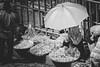 berdagang (Kalmet_) Tags: canon indonesia blackwhite market pasar umbrela