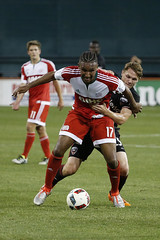 MLS: New England Revolution at D.C. United (nerevolution) Tags: s newenglandrevolution ambersearlsusatodaysports ambersearls washington dc usa usatodaysports dcunited revs
