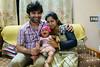 Kamalesh, Bindu and Devna (Premshree Pillai) Tags: india indiaapr16 devna kerala kozhikode calicut