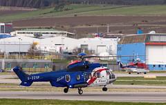 G-ZZSF Super Puma, Aberdeen (wwshack) Tags: scotland helicopter aberdeen bristow sikorsky dyce abz aberdeenairport s92 bristowhelicopters egpd chchelicopters chcscotia gzzsf offshorehelicopter offshorehelicopters northseaoilrigsupport oilrigflights