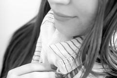 366 Project - 90/366 (c_imagine) Tags: garota frio leno charme cachecol