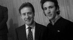 Con Matias Prats
