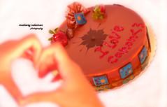 I Love Canon <3 (madawey sulaiman) Tags: قلب كيكه كانون