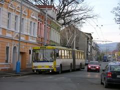 2008-12-03 Teplice Trolleybus Nr.204 (beranekp) Tags: turn czech trolley 204 62 trolleybus filobus trolebus teplice obus škoda veolia trolejbus teplitz 15tr tradbus trnovany
