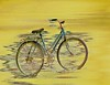 Bicicleta voadora / Bicycle flying (Valcir Siqueira) Tags: art bike bicycle flying digitalart conceptual