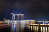 Singapore - iLight Marina Bay Sands Lightshow
