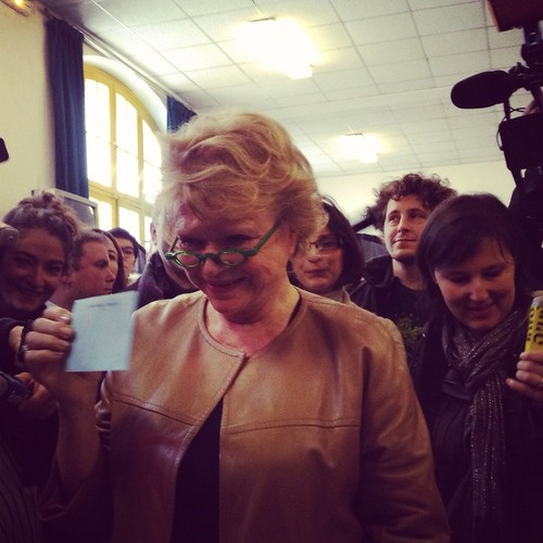 Eva Joly vote